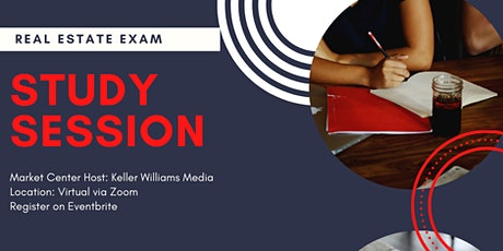 PA Real Estate Exam Study Session  : Keller Williams Media tickets