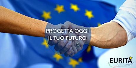 Master in Europrogettazione biglietti