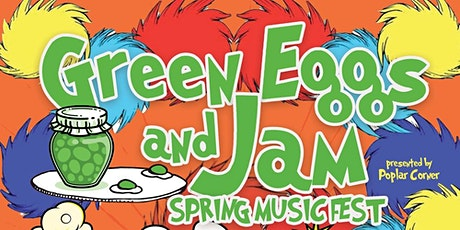 Green Egg & Jam Spring Music Festival tickets