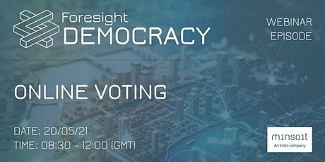 Foresight Democracy - Online Voting tickets