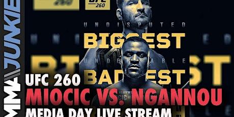 VER UFC 260 E.N DIRECTO ONL.INE boletos