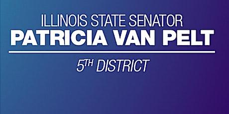 State Senator Patricia Van Pelt Virtual Job Fair tickets