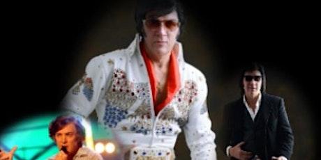 Elvis 7 Friends Tribute Night - Bromsgrove tickets