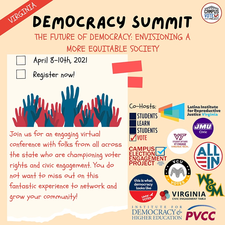 The Future of Democracy: Envisioning a More Equitable Society image