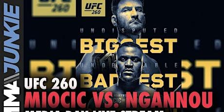 VIVO-Tv..-UFC 260 e.n DIRECTO ONL.INE GR.ATIS boletos