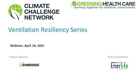 Ventilation Resiliency Series tickets