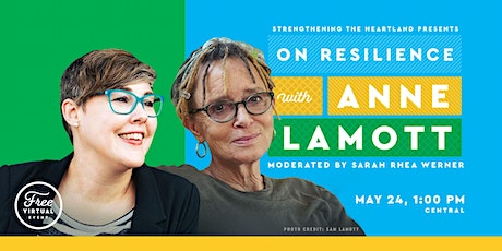 On Resilience with Anne Lamott tickets