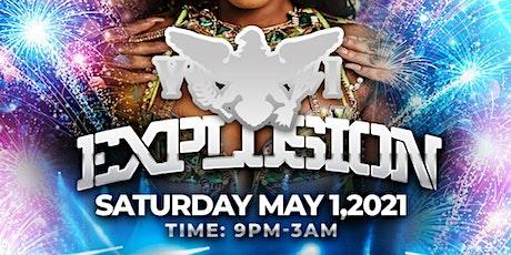 VI Explosion tickets