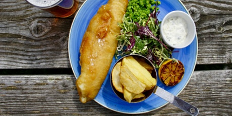 Online Class: Beer Battered Fish & Chips tickets