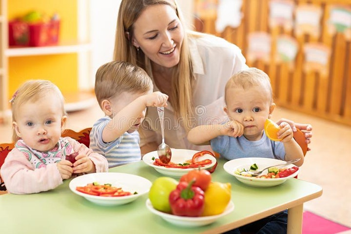 Wellbeing and Healthy Eating in Early Years - EYFS CPD image
