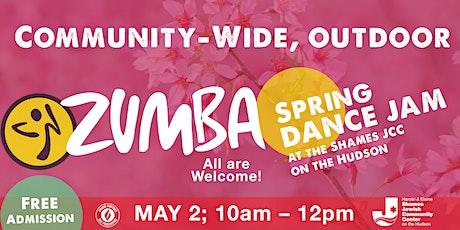Community-Wide, Outdoor, Spring Zumba Dance Jam! tickets