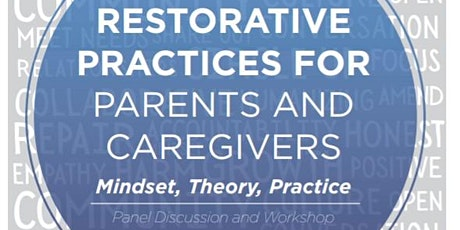 Restorative Practices Workshop for Parents and Caregivers tickets