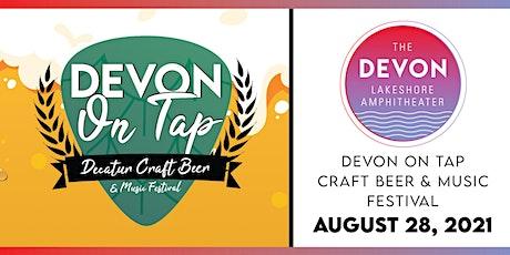 Devon On Tap: Craft Beer & Music Festival tickets