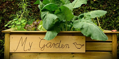 Creating Raised Bed Gardens tickets