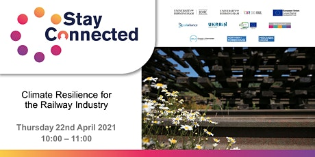 Climate Resilience for the Railway Industry tickets