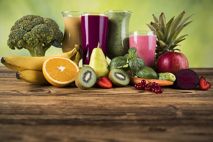 Nutrition for Optimal Gut Health @home image