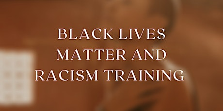 Racism and black lives matter training - staff session tickets