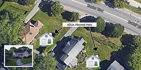 Southern Maine: Backyard Home (ADU) Workshop tickets