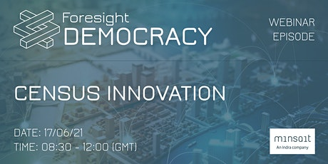 Foresight Democracy - Census Innovation tickets