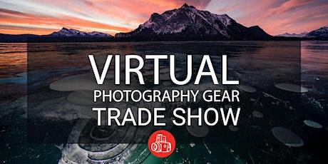 Virtual Photography Gear Trade Show Tickets