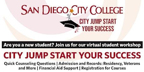 City Jump Start Your Success biglietti