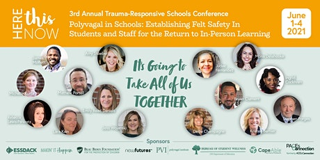 3rd Annual HTN Trauma Responsive Schools Conference tickets