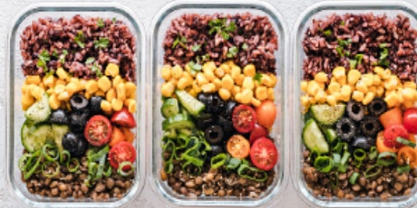 Online Class: Master The Art of Meal Prepping tickets