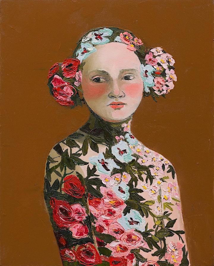 Show & Tell: artist Lisa Wright image