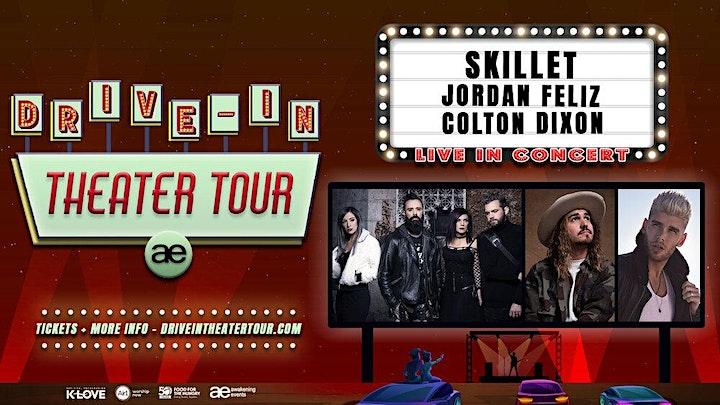 VOLUNTEER - Skillet & Jordan Feliz / Destin, FL image