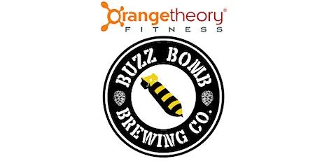 Orangetheory Fitness at Buzz Bomb Brewing Co tickets