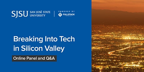 Breaking Into Tech in Silicon Valley tickets