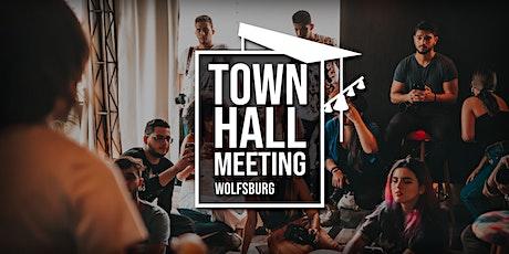 Townhall - Menschlich - Digital - Gemeinsam Tickets