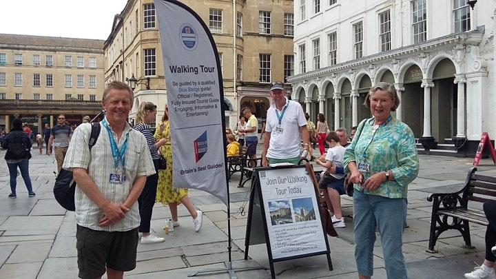 Bath Walking Tour with a Blue Badge Tourist Guide every morning image