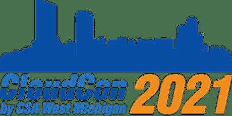CloudCon 2021 tickets