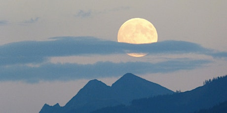 Full Moon at Wind Ridge (Intermediate  Guided hike) tickets
