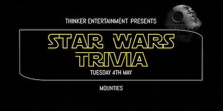 Star Wars Trivia - Mounties tickets