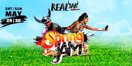 Spring Jam tickets