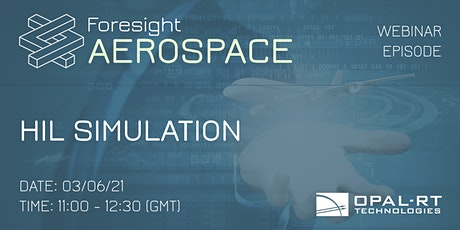 Foresight Aerospace - HIL Simulation tickets
