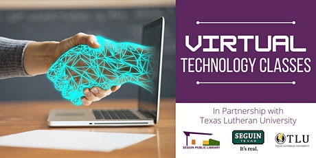 Virtual Technology Classes - Intermediate Excel tickets