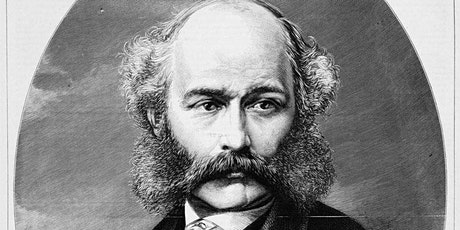 Virtual Tour - Joseph Bazalgette - London's Great Engineer tickets