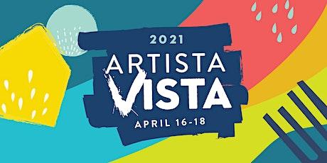Volunteer at Crafty Feast at Artista Vista! tickets