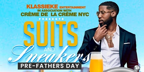 Suits & Sneakers Pre Fathers Day Brunch tickets