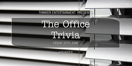 The Office (US) Trivia - Mounties tickets
