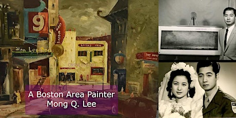 Lunch and Learn - A Boston Area Painter, Mong Q. Lee tickets
