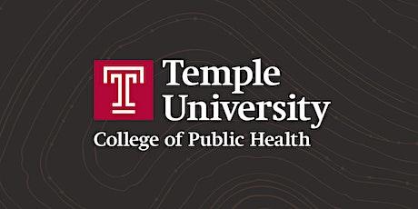 Temple University OT Program AOTA Conference Virtual Reception tickets