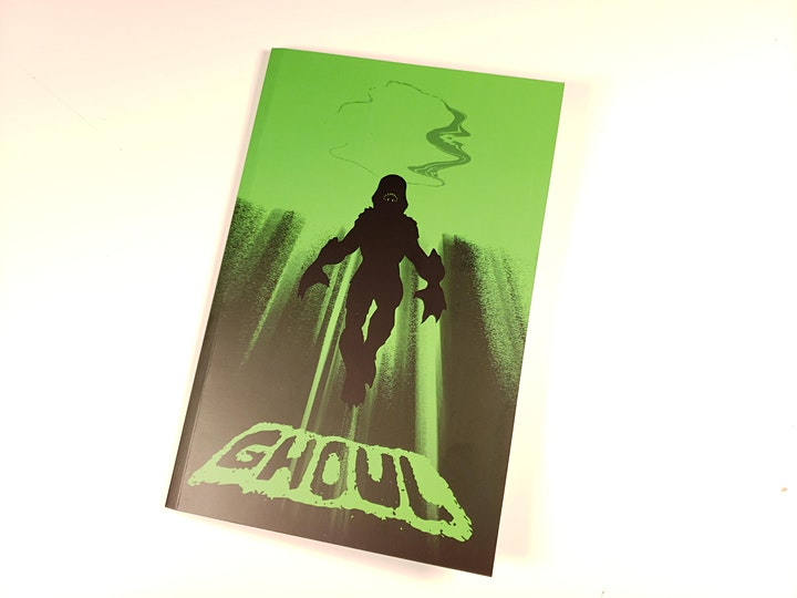 GhoulSpeak! Readings and Art Talk with the Creators of Ghoul vol. II image