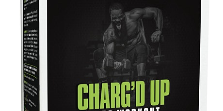 Gym Bad Ass Charg'd Up Promo/Charg'd Up Class with Philly Weeden tickets