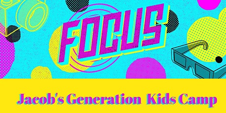 Jacob's Generation Kids Camp Europe 2021 Tickets