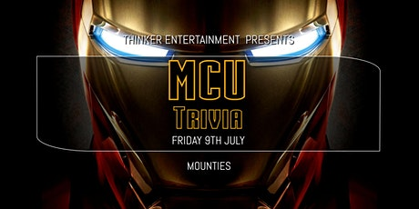 MCU Trivia - Mounties tickets