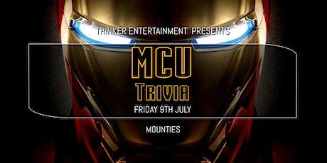 MCU Trivia - Mounties tickets